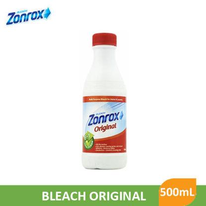 Picture of Zonrox Bleach Original 500mL - 009891