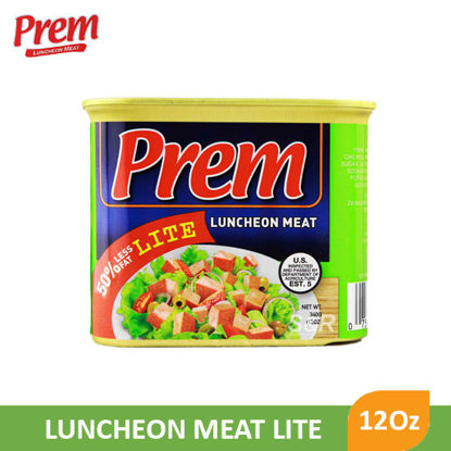 Picture of Premium Luncheon Meat Lite 12Oz -  092561