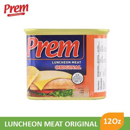Picture of Premium Luncheon Meat Reg 12oz -  092559