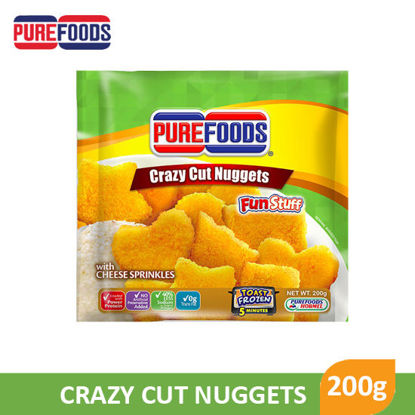 Picture of Purefoods Chicken Fun Nuggets 200g -  017841