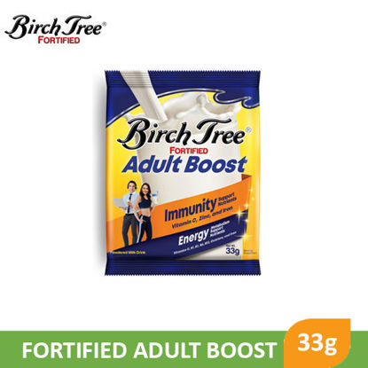 Picture of Birchtree Fortified Mlk Adult Boost 33g  - 096268