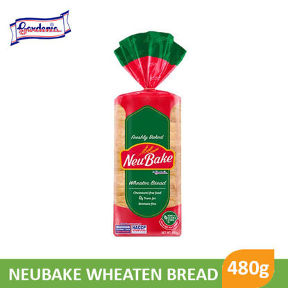 Picture of Gardenia NeuBake Wheaten Bread 480g -  092211