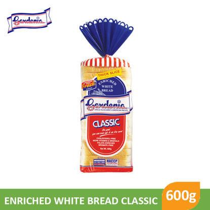 Picture of Gardenia Thick Slice White Bread 600g -  012013