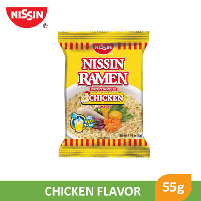 Picture of Nissin Ramen Chicken Classic 55g -  001947