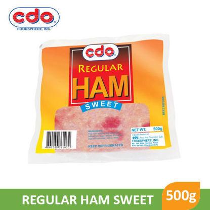 Picture of CDO Regular Sweet Ham 500G - 089394