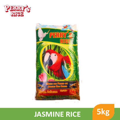 Picture of Farm2 Perrysrice Red Macaw Jasmine 5kg - 100789