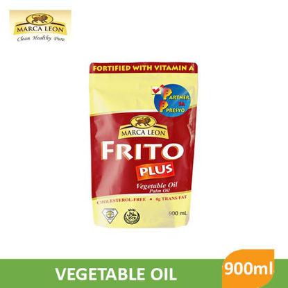 Picture of Marca Leon Frito Plus Vegetable Oil 900ml- 33180