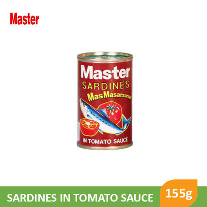 Picture of Master Sardines 155g, Red - 14401