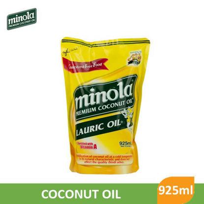 Picture of Minola Premium Coconut Lauric Oil 925ml - 40399