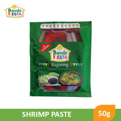 Picture of Barrio Fiesta Shrimp Paste Regular 50g - 72514