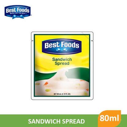 Picture of Best Food Sandwich Spread 80ml - 10185