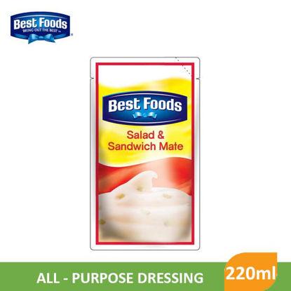 Picture of Bestfoods Sandwich Spread 220ml - 51554