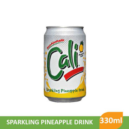 Picture of Cali Pineapple Regular Can 330ml - 880