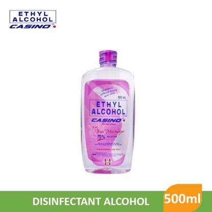 Picture of Casino Femme with Dual Moisturizers 500ml - 70717
