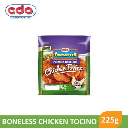 Picture of Funtastic Pork Boneless Chicken Tocino 225g - 94850
