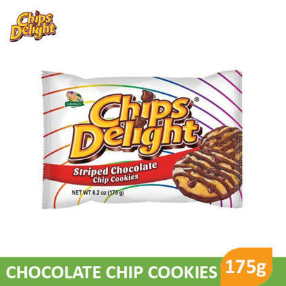 Picture of Chips Delight Stripe Family Pack 175g - 1819