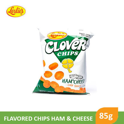 Picture of Clover Chips 85g, Ham & Cheese - 15718