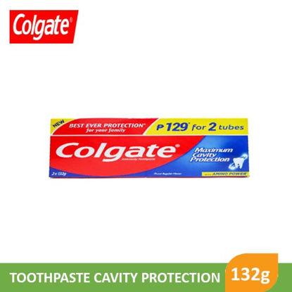 Picture of Colgate Great Regular 132g 2pcs P129.00 - 81923