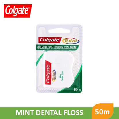 Picture of Colgate Total Mint Dental Floss 50m - 54465