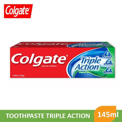 Picture of Colgate Triple Action 145ml - 9941