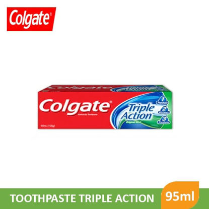 Picture of Colgate Triple Action 95ml - 9942