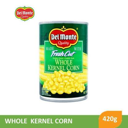 Picture of Del Monte Whole Kernel Corn 420g - 18925
