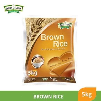 Picture of Willy Farms Brown Rice 5kg - 92722