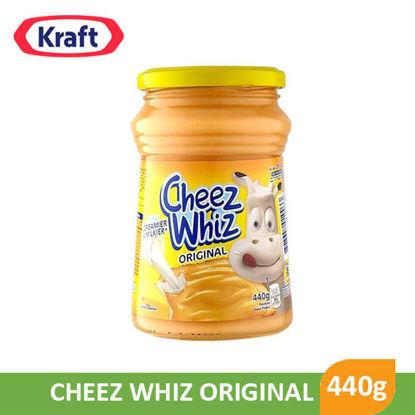 Picture of Kraft Cheez Whiz Original 440g - 1287