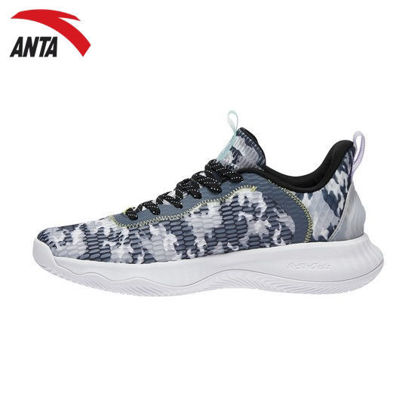 Picture of ANTA Men KT Light Cavalry6 Basketball Shoes
