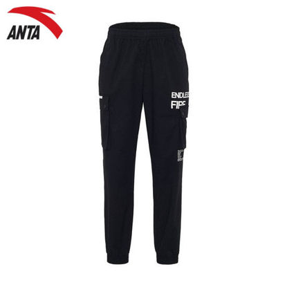 Picture of Anta Men Shock The Game Casual Pants