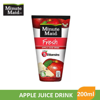 Picture of Minute Maid Fresh Apple 200ml - 087777