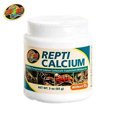 Picture of Zoo med Repti-Calcium Without D3 3oz