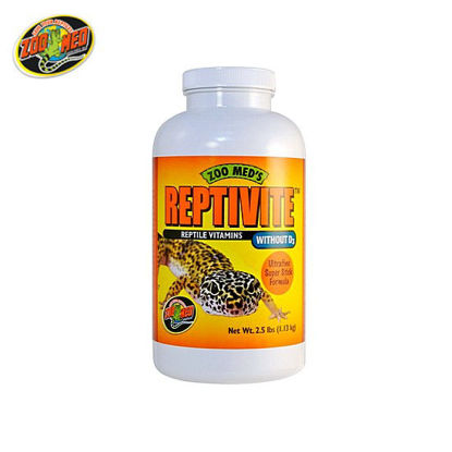 Picture of Zoo med  Reptivite  Without D3 16oz