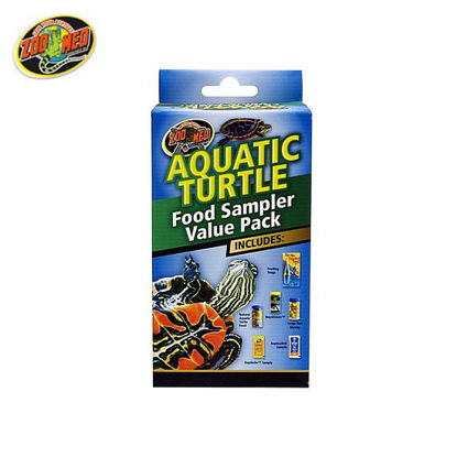 Picture of Zoo med Aquatic Turtle Block Value Pack