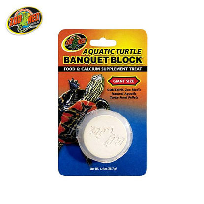 Picture of Zoo med Aquatic Turtle Block Giant