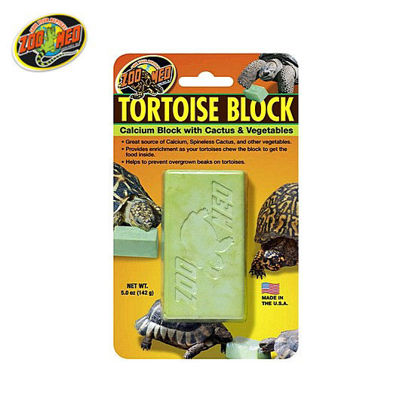 Picture of Zoo med Tortoise Banquet Block