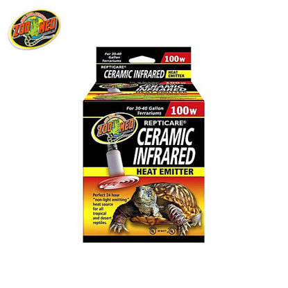 Picture of Zoo med Ceramic Heat Emitter 100w