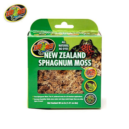 Picture of Zoo med New Zealand Sphagnum Moss