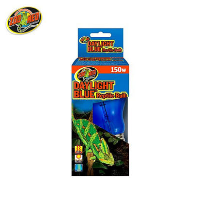 Picture of Zoo med Daylight Blue Reptile Bulb 15w