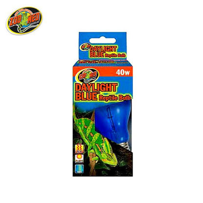 Picture of Zoo med Daylight Blue Reptile Bulb 40w