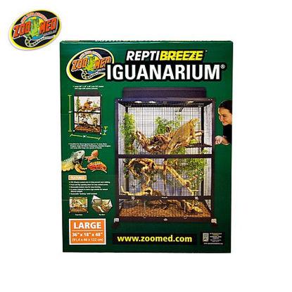 Picture of Zoo med Iguanarium 30x18x48