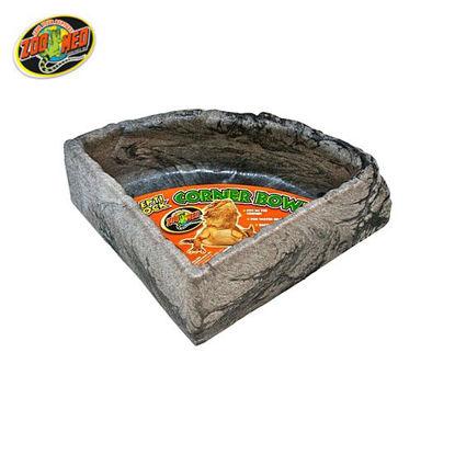 Picture of Zoo med  Reptivite Rock Corner Dish