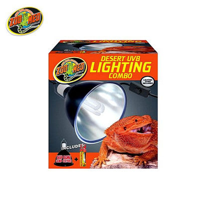 Picture of Zoo med UVB Lighting Combo
