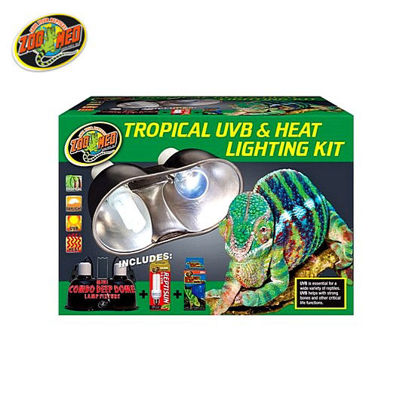 Picture of Zoo med Tropical UVB Light Kit