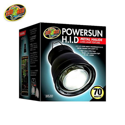 Picture of Zoo med Powersun Combo HID