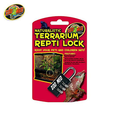 Picture of Zoo med Terrarium  Reptivite Lock