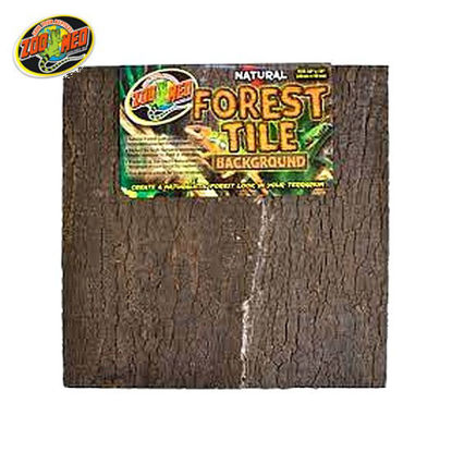 Picture of Zoo med Natural Forest Tile Background 18x18