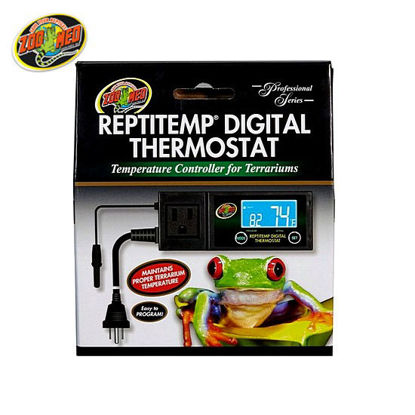 Picture of Zoo med  Reptivite Temp. Digital Thermostat