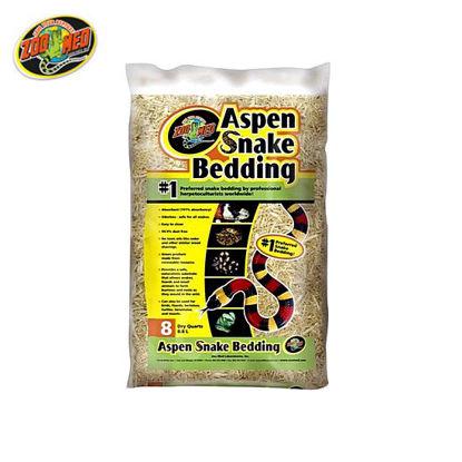 Picture of Zoo med Aspen Snake Bedding 8.8L