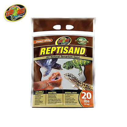 Picture of Zoo med  Reptivite Sand Natural Red